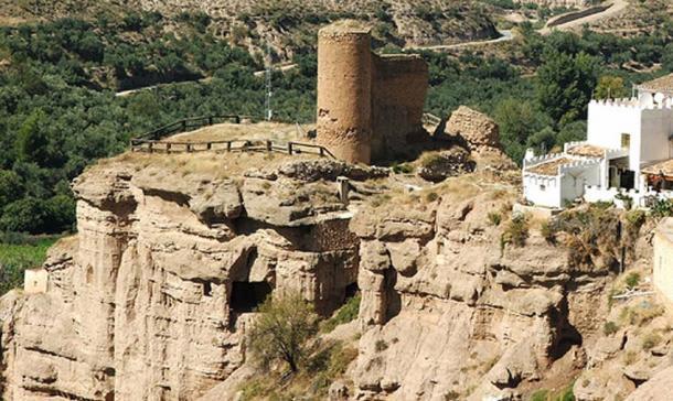 Castillo de Freila